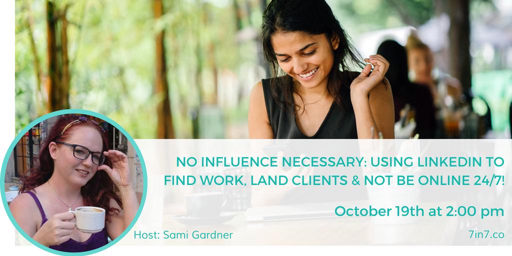 LinkedIn Workshop for Digital Nomads
