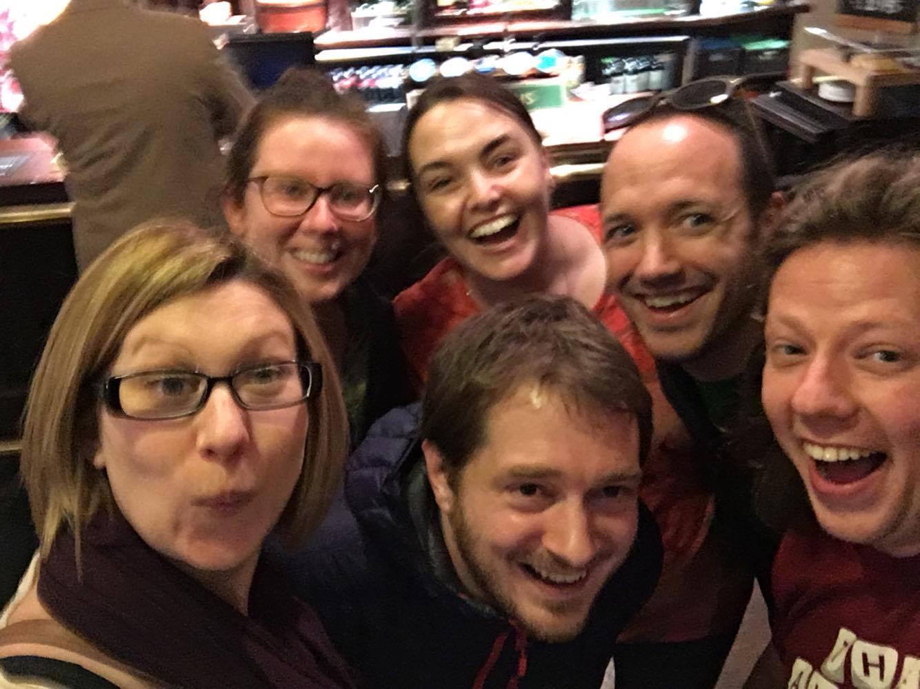 Meet a 7in7 Volunteer: Jon Gracey