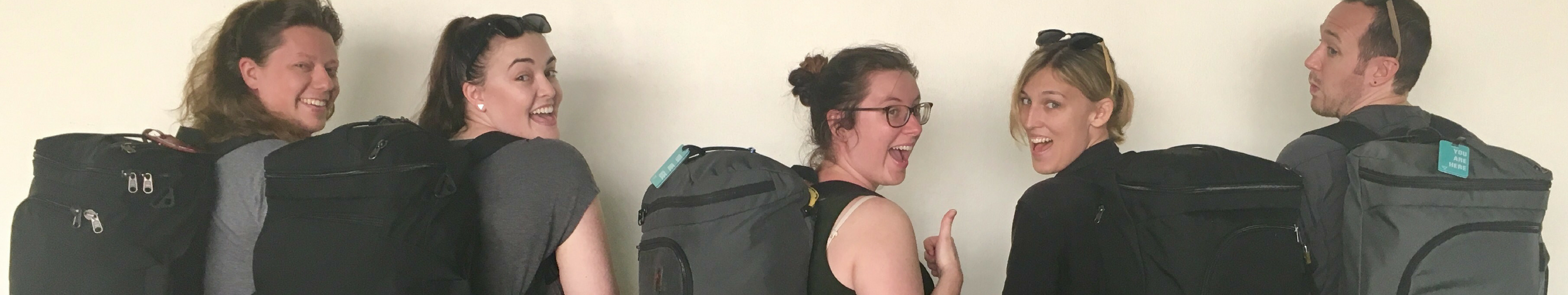 Tom Bihn-ed Up + Ready for Year Two!