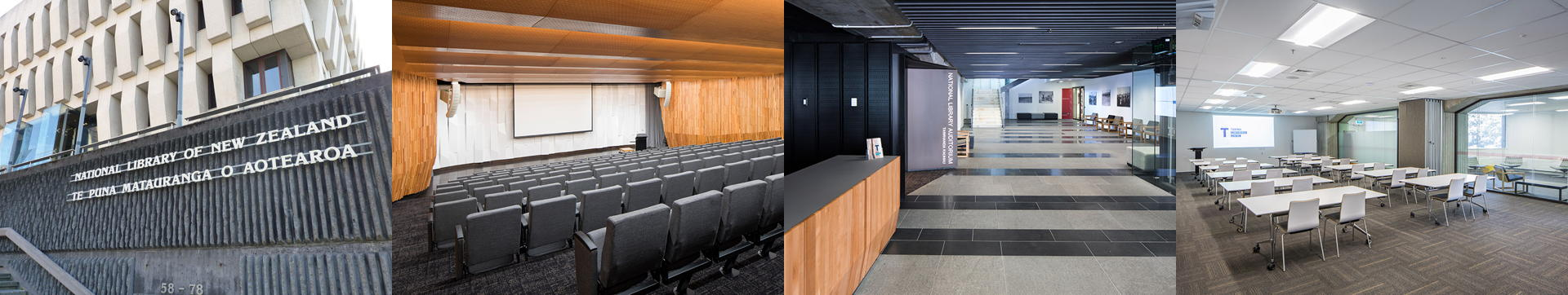 Get to Know Our Year Four Venue: New Zealand's National Library